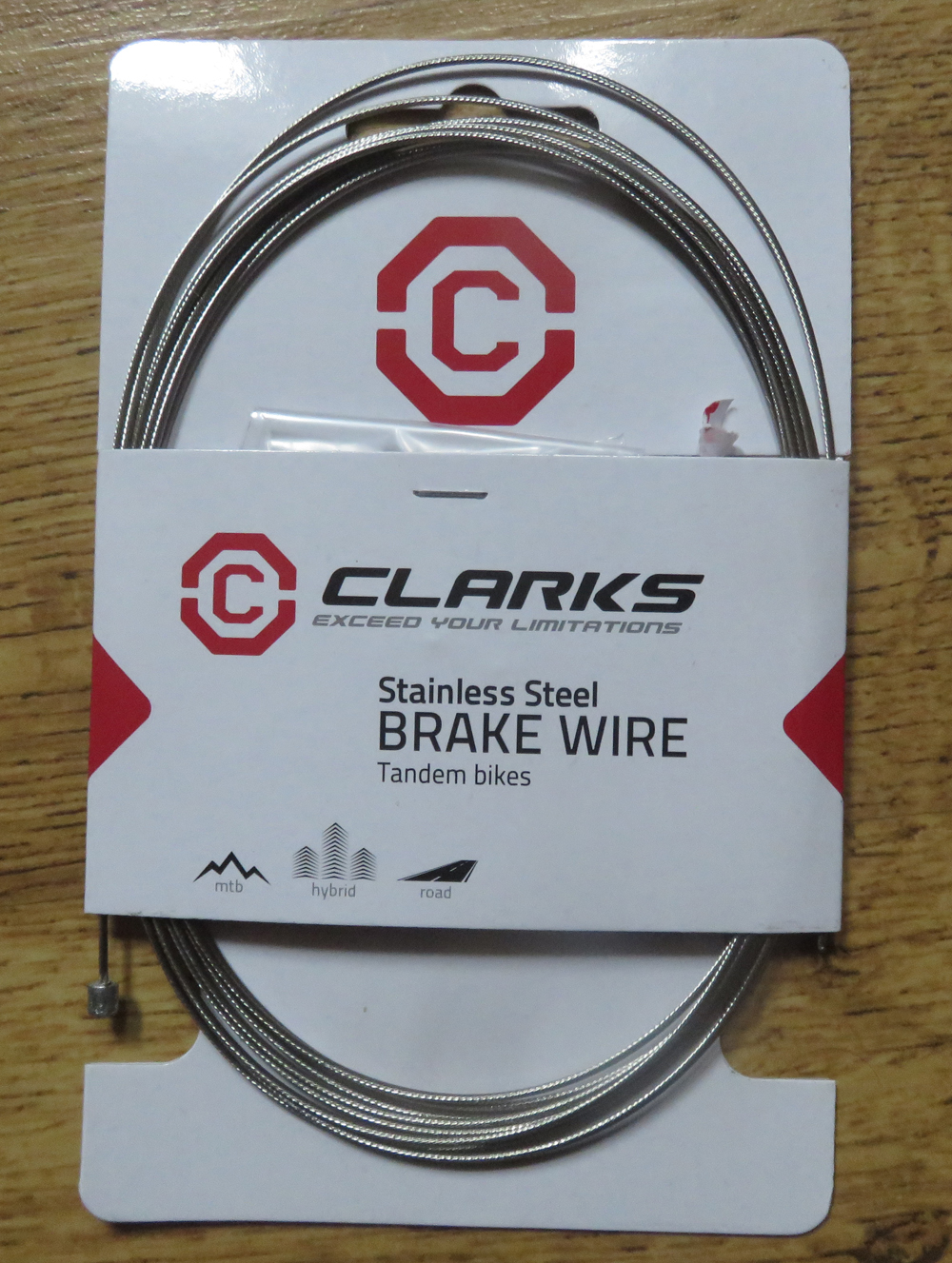 Long Brake Cable