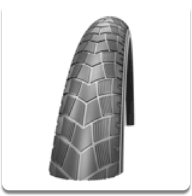 Schwalbe Big Apple 50-406 (wired)